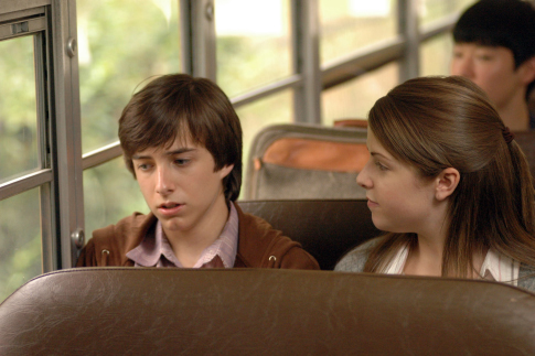 Anna Kendrick and Reece Thompson in Rocket Science (2007)