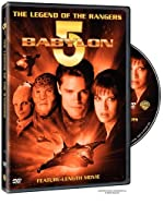 Babylon 5 The Legend of the Rangers To Live and Die in Starlight(2002)