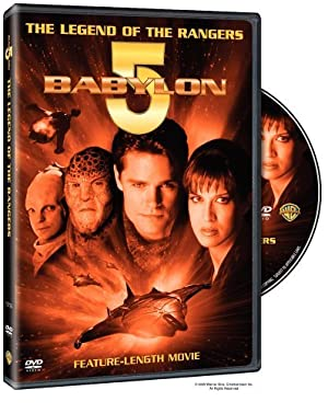 Babylon 5: The Legend of the Rangers: To Live and Die in Starlight poster