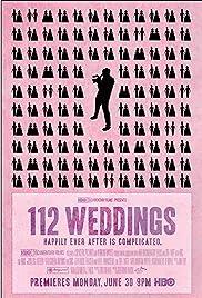 112 Weddings Poster