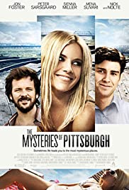 The Mysteries of Pittsburgh (2008) Poster - Movie Forum, Cast, Reviews