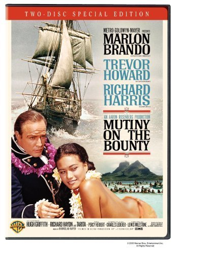 Marlon Brando and Tarita in Mutiny on the Bounty (1962)