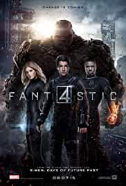 Fantastic Four (2015) BluRay 480p 390MB Dual Audio ( Hindi – English ) MKV