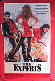The Experts Poster