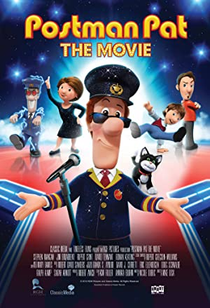 Postman Pat: The Movie - 2014