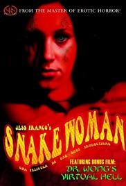 Snakewoman Poster