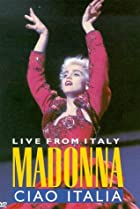 Image of Madonna: Ciao, Italia! - Live from Italy