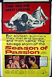 Season of Passion (1959) Poster - Movie Forum, Cast, Reviews
