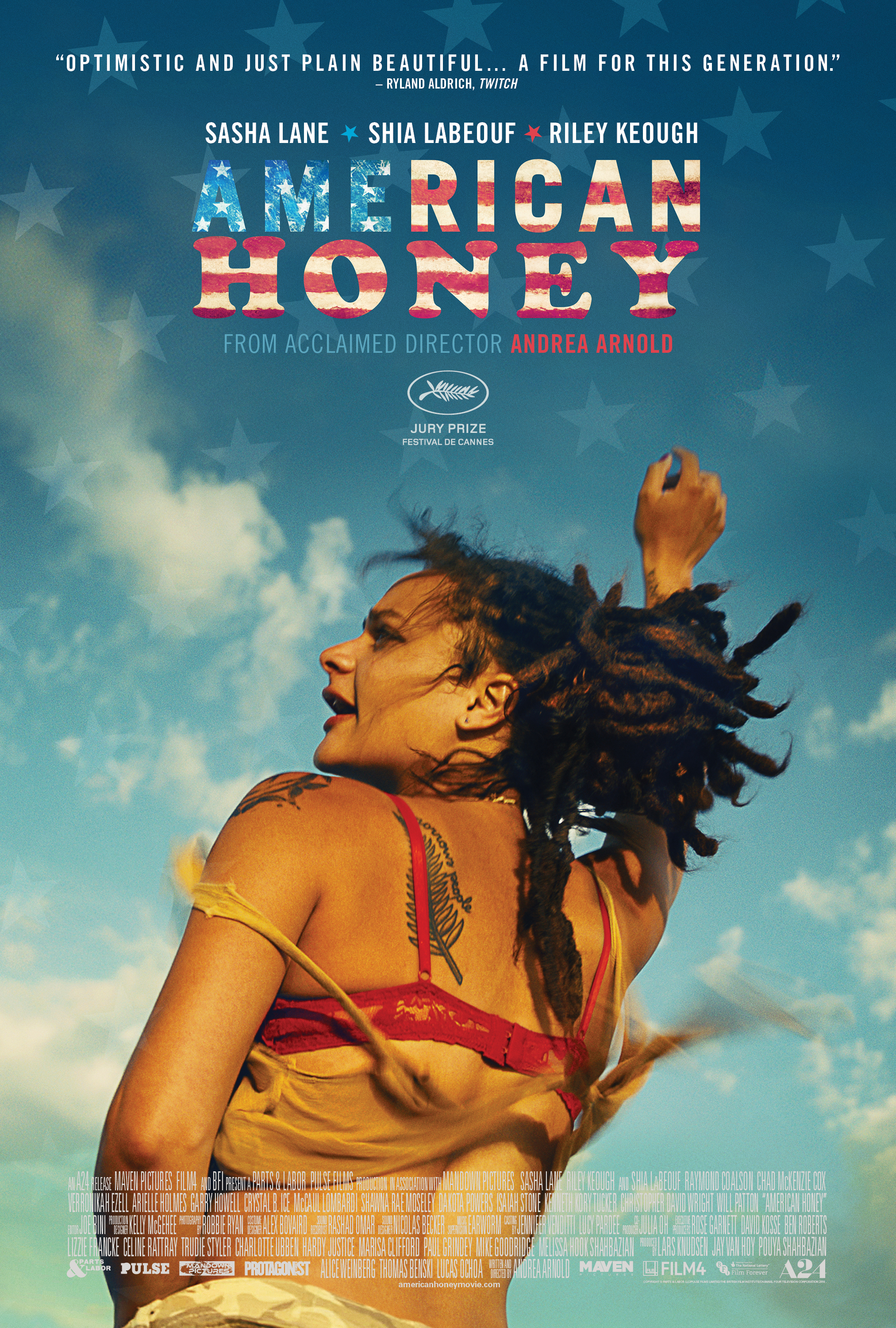 image American Honey Watch Full Movie Free Online