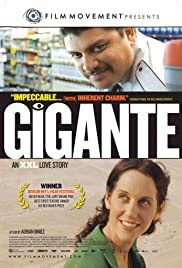 Gigante (2009) Poster - Movie Forum, Cast, Reviews