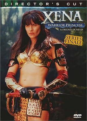 La princesa guerrera -