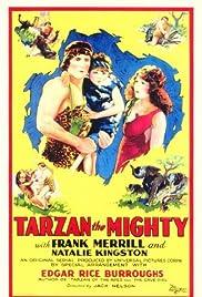 Tarzan the Mighty Poster