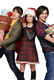 Merry Christmas, Drake & Josh (2008) Poster - Movie Forum, Cast, Reviews