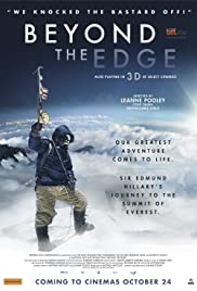 Beyond the Edge (2013) Poster - Movie Forum, Cast, Reviews