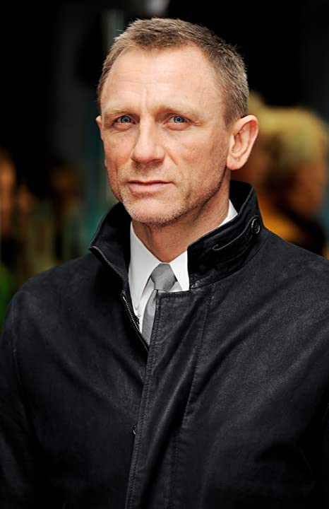 Daniel Craig at The Girl with the Dragon Tattoo (2011)