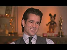 ET to GO: Colin Farrell, Disney Dad?