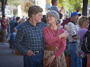 Jane Fonda and Robert Redford in Unsere Seelen bei Nacht (2017)