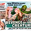John Agar and Lori Nelson in Revenge of the Creature (1955)