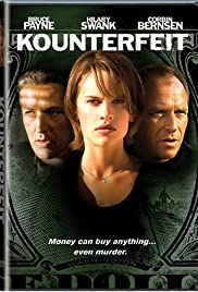 Kounterfeit (1996) Poster - Movie Forum, Cast, Reviews