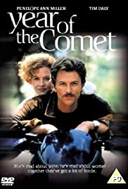 Year of the Comet (1992) Poster - Movie Forum, Cast, Reviews