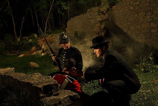 Yannick Bisson and Jonny Harris in Murdoch Mysteries (2008)
