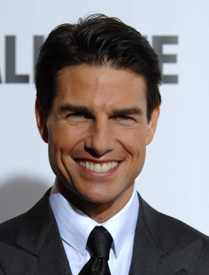 Tom Cruise at an event for Valkyrie (2008)