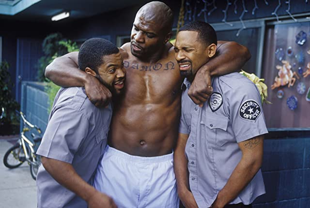 Ice Cube, Terry Crews, and Mike Epps in Friday After Next (2002)