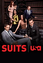W garniturach / Suits s06e09