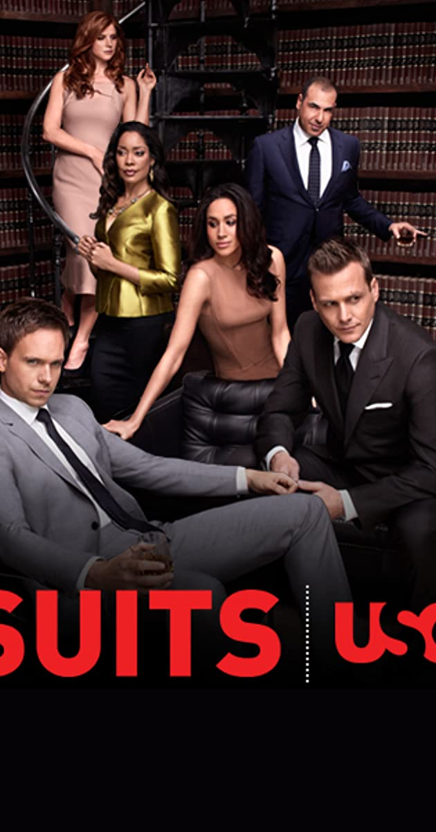 Suits (TV Series 2011– ) 720p