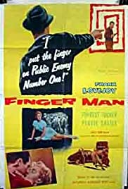 Finger Man Poster