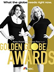 2021 Golden Globe Awards (2021) poster