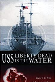 USS Liberty: Dead in the Water Poster