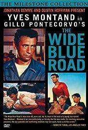 La grande strada azzurra(1957) Poster - Movie Forum, Cast, Reviews