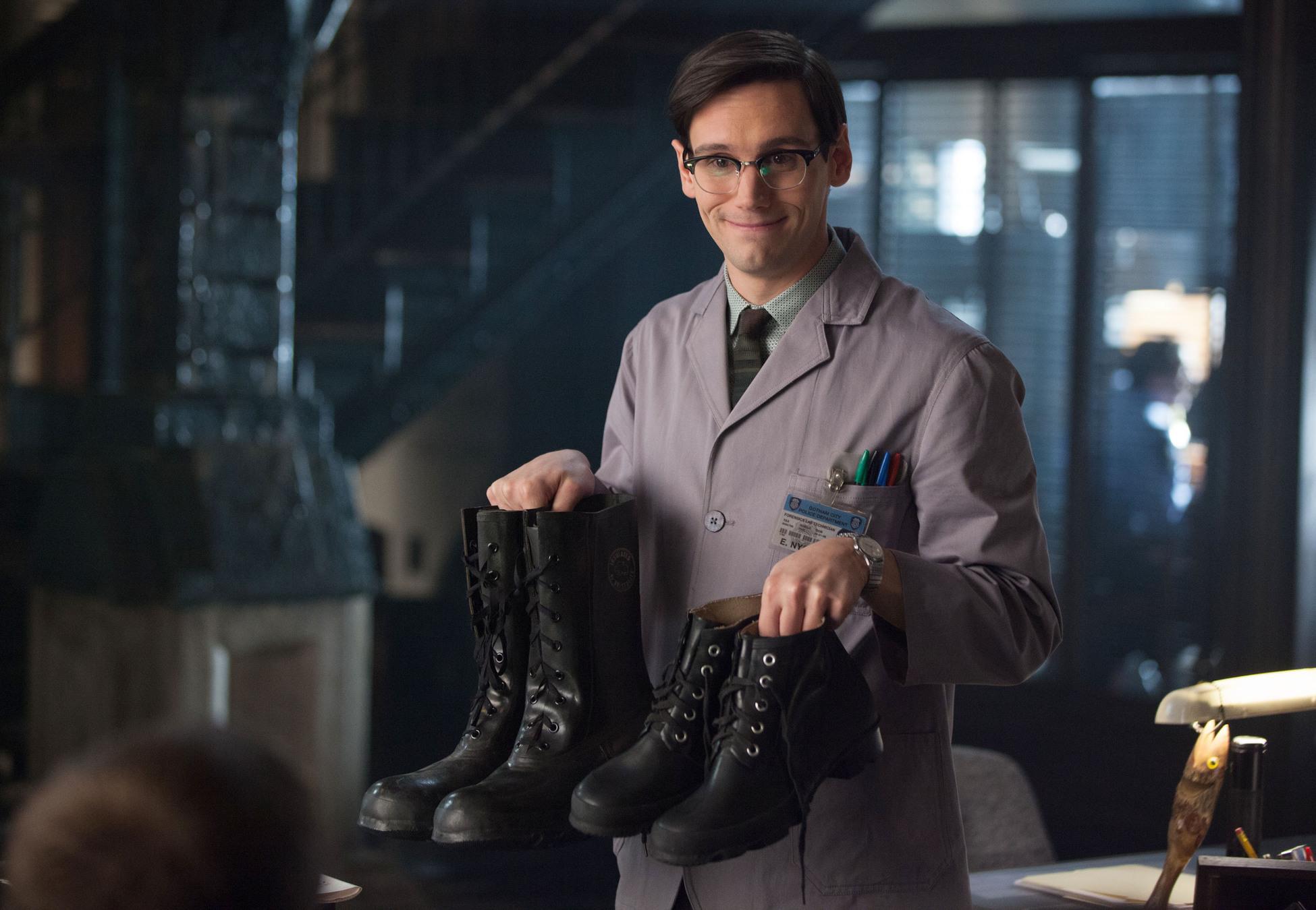 Gotham: What the Little Bird Told Him   Season 1   Episode 12