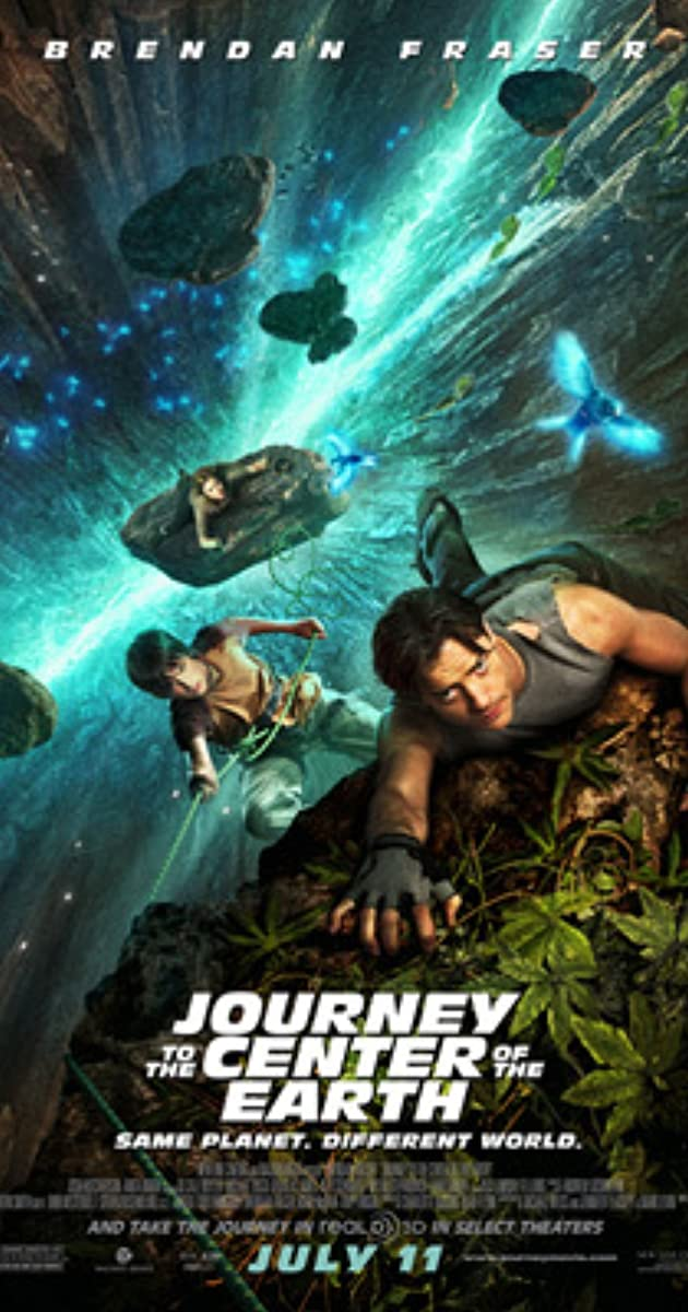 journey to the center of the earth 2008 imdb