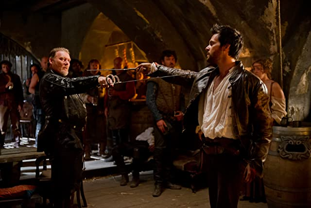 Tom Riley in Da Vinci's Demons (2013)