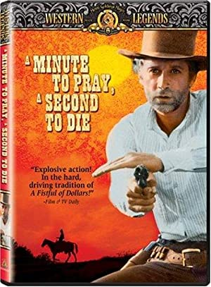 Un minuto per pregare, un istante per morire (1968)