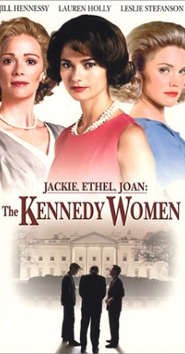Jackie ethel joan the women of camelot tv movie 2001 for Jackie kennedy movie