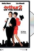 Arthur 2: On the Rocks (1988) Poster