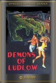 The Demons of Ludlow Poster