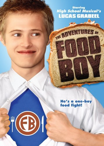 The Adventures of Food Boy (2008)