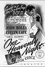 One Heavenly Night Poster