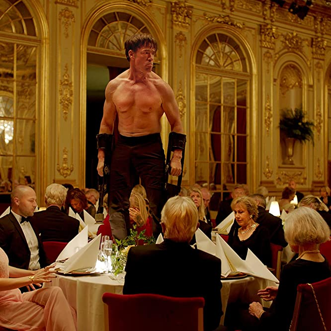 Terry Notary in The Square (2017)