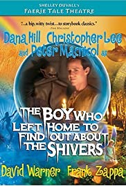 The Boy Who Left Home to Find Out About the Shivers Poster