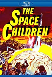 The Space Children Poster