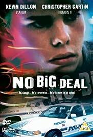 No Big Deal Poster