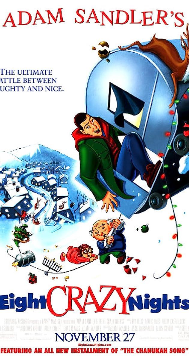 Eight Crazy Nights (2002) - IMDb