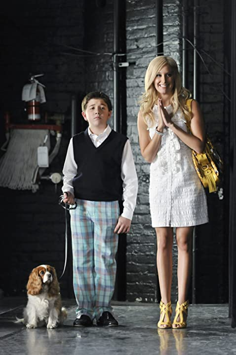 Ashley Tisdale and Bradley Steven Perry in Sharpay's Fabulous Adventure (2011)