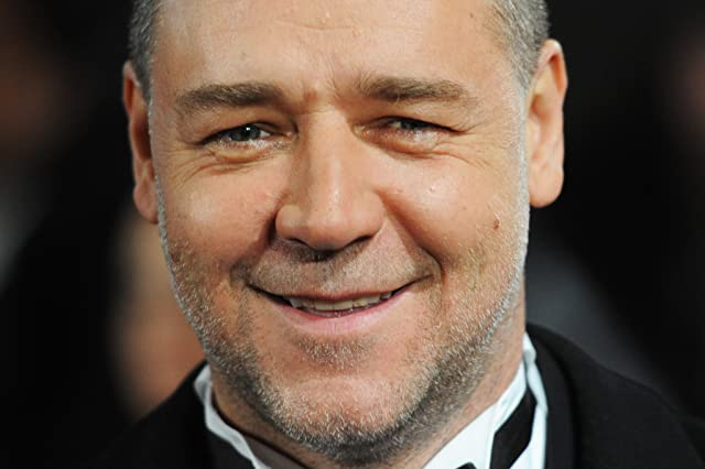 Russell Crowe at an event for Les Misérables (2012)