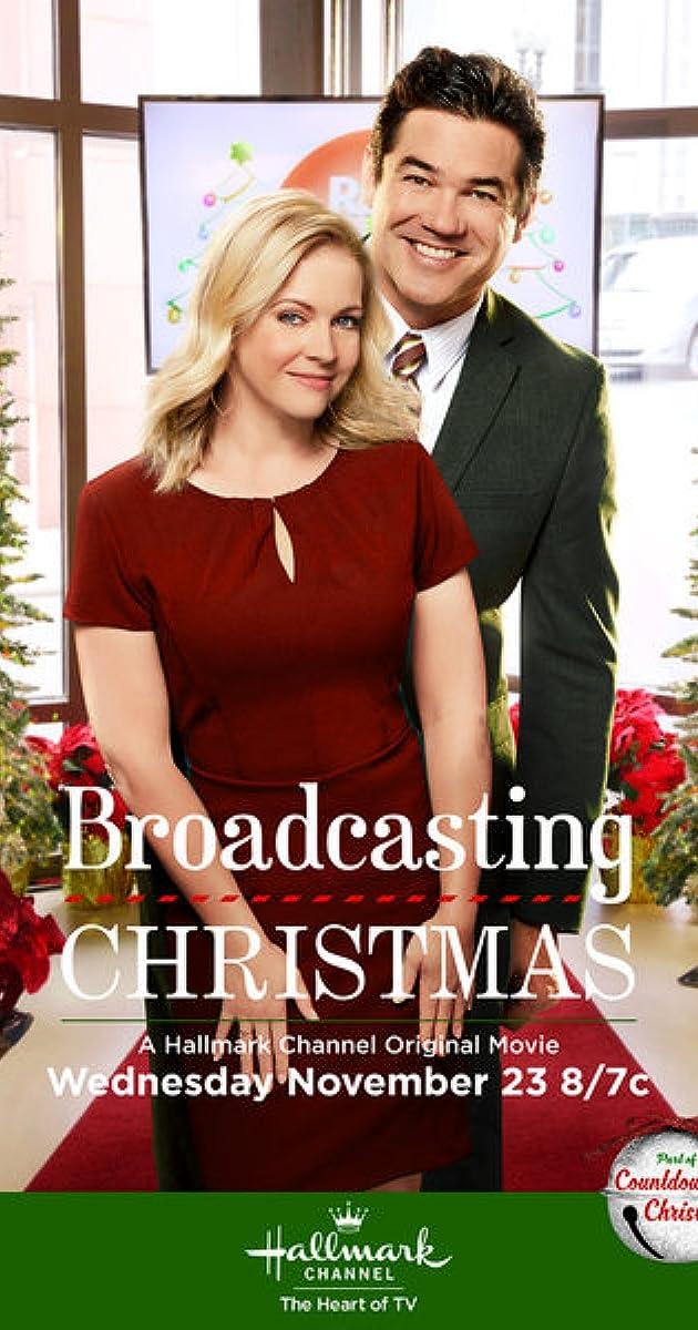 Broadcasting Christmas (TV Movie 2016) - IMDb